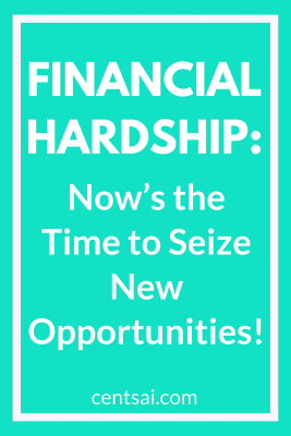 Financial Hardship: Now's the Time to Seize New Opportunities! Dealing with financial hardship is tough, but recovery may not be as far off as you think. Keep a keen eye out for new opportunities! #financialhardship