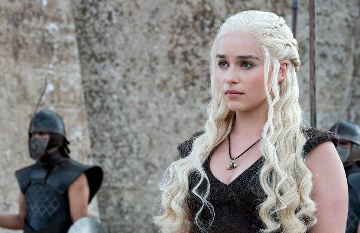 'Game of Thrones': 4 Lessons Daenerys Targaryen Taught Me About Business - Game of Thrones' Daenerys Targaryen - Queen Daenerys Targaryen - Game of Thrones strong women
