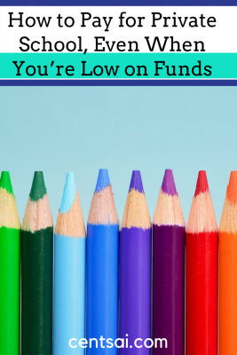 How to Pay for Private School, Even When You're Low on Funds. You don't have to be rich to afford private education for your kid. One mom discusses how to pay for private school without breaking the bank.