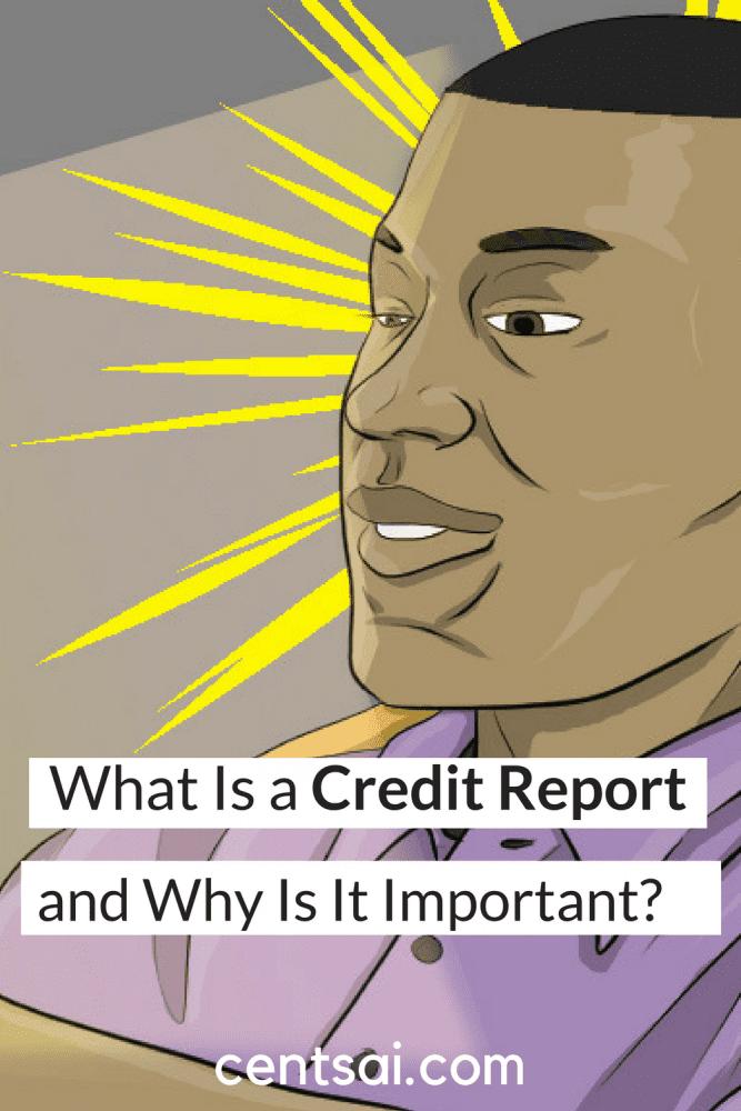 ¿Qué es un informe de crédito y por qué es importante? Un #creditreport proporciona información sobre su historial crediticio. Indica qué tipo de crédito utiliza, cuánto tiempo han estado abiertas o cerradas sus cuentas y si paga sus facturas a tiempo.