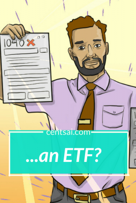 "...an ETF? If you don't know what ""ETF"" means, now's the time to find out. You'll find it especially useful if you're earning a paycheck and have a little money left over to start building some savings for today and a little wealth for tomorrow. #ETF #Investing #investment"