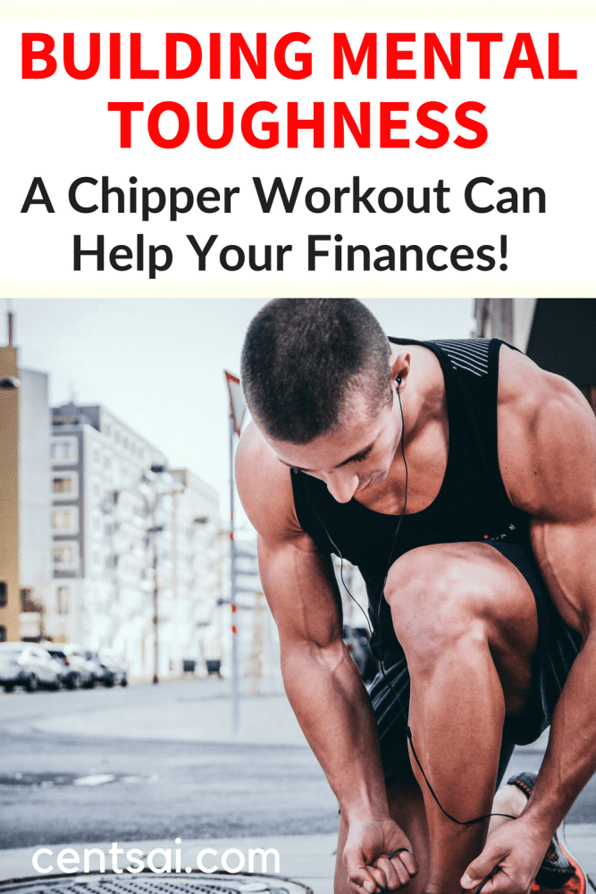 Building Mental Toughness: A Chipper Workout Can Help Your Finances! Chipper workouts remind me a lot of the challenges you face when saving, paying off debt, or pursuing financial freedom. I use this method in my personalfinance life and YOU SHOULD TOO! #debtblogs #financialplanning