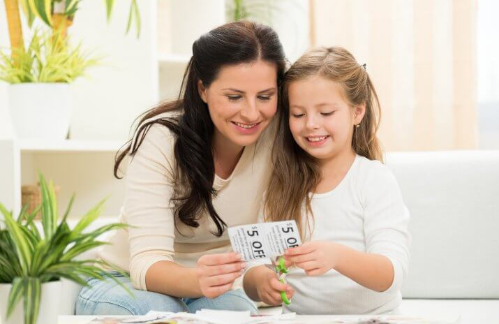 Single-Mom Finances: What I Learned Growing Up in a One-Parent Home - money-saving tips for single moms - financial advice for single moms