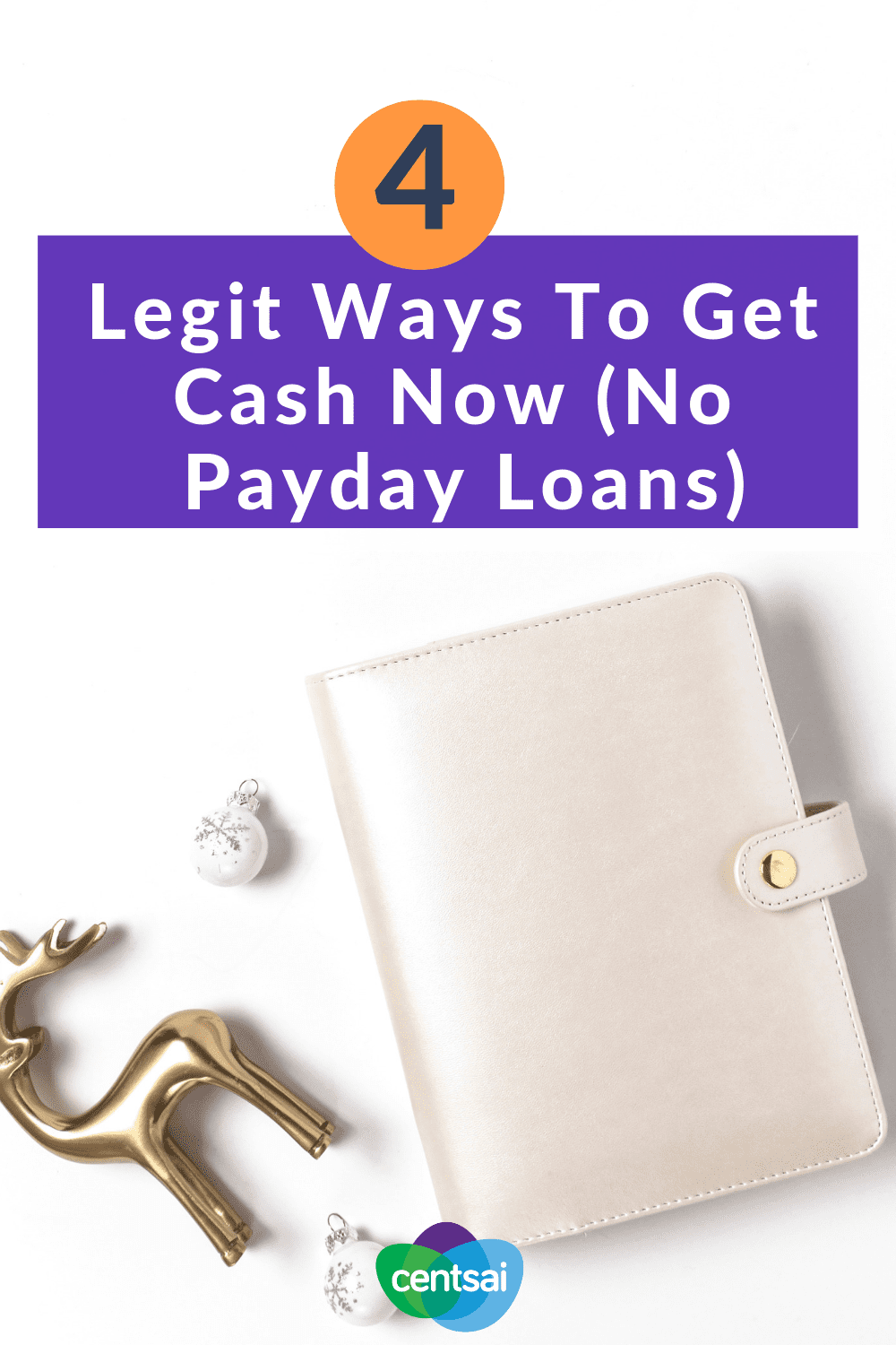 4 Legit Ways To Get Cash Now (No Payday Loans). Facing an emergency you can't afford? A cash payday loan may seem tempting. Try these easy ideas instead — your wallet will thank you. #emergencyfund #paydayloan #certificate #personalfinance