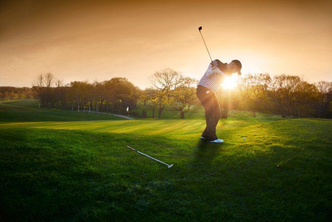 Golf Drove Home a Money Lesson for Dr. Denny Coates