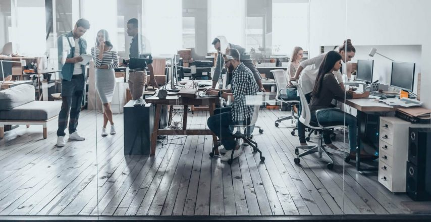 Starting a Coworking Space Isn't Always About Profit