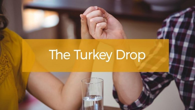 """The """"Turkey Drop"""" Frontier for Investments"""