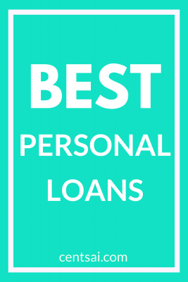 Best Personal Loans. At CentSai, we recommend that you apply smart financial behavior when you consider a personal loan. #personalloan #Loan #personalfinance