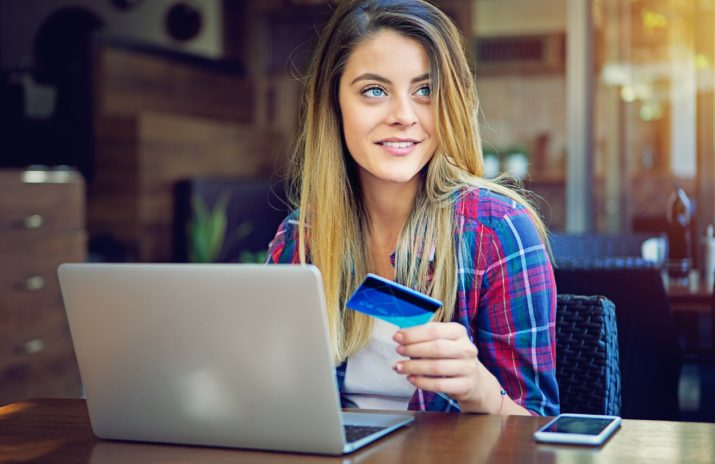 How to Get a Credit Card With Bad Credit and Improve Your Score - improve your credit score - rebuild your credit