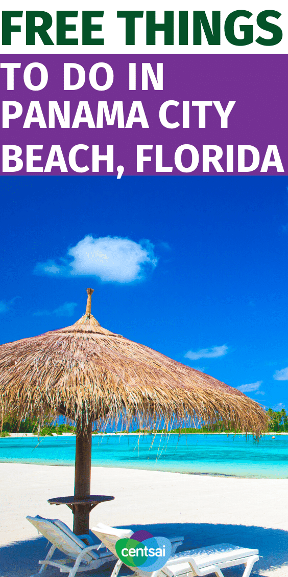 Want to enjoy Florida without making your wallet sweat? Check out our cheap vacation ideas in Panama City Beach, Florida. #CentSai #frugaltravel #traveltips #cheaptraveltips #cheaptravelhacks