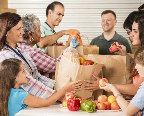 ¿Cómo funcionan los bancos de alimentos? La historia de mi familia