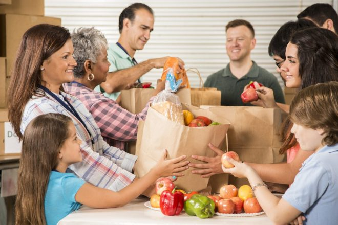 How Do Food Banks Work? My Family's Story