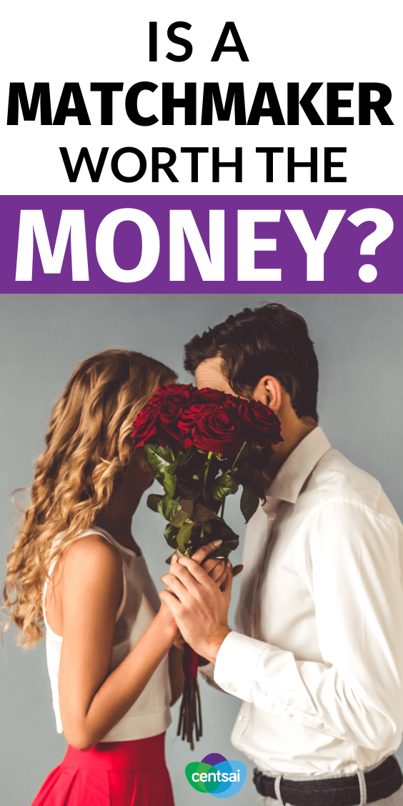 Yep, it's still a thing: real-life, matchmaking services. But is a matchmaker worth the money? Can't you just hop on OKCupid or Bumble? Read and find out!? #relationship #CentSai #Dating #financialliteracy
