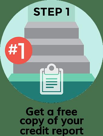 Obtenga una copia gratuita de su informe crediticio