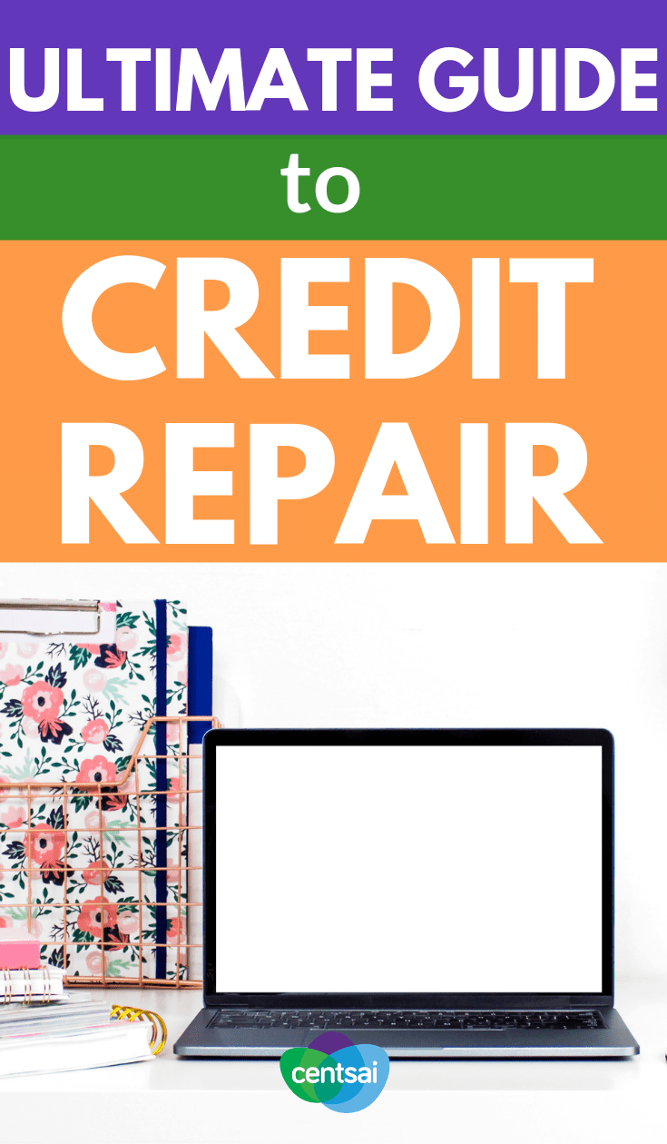 Ultimate Guide to C#REDITREPAIR . Once you've achieved the results you're looking for, continue to monitor your #creditreport to confirm that the information in it is accurate. #personalfinance #personalfinancetips