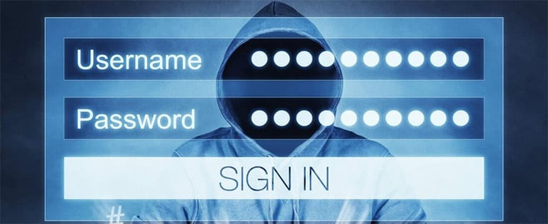 You are putting yourself at risk for identity theft each time you