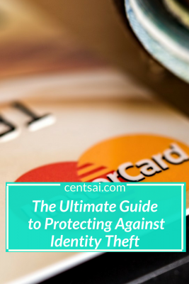 The Ultimate Guide to Protecting Against Identity Theft. In this guide, we give you practical tips for maintaining your privacy, early detection of identity theft, and recovering your identity, so you can live your life without worrying excessively about this important problem. #identitytheft #moneytips
