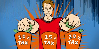 Understanding tax brackets and tax rates - How do tax brackets work?
