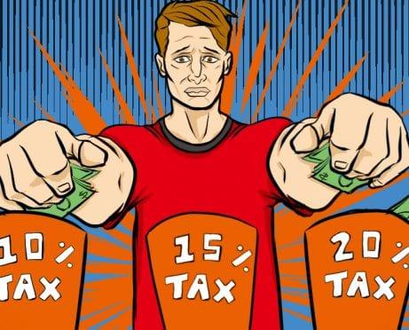 Comprensión de los impuestos, parte 2: tramos impositivos, tasa marginal y tasa efectiva