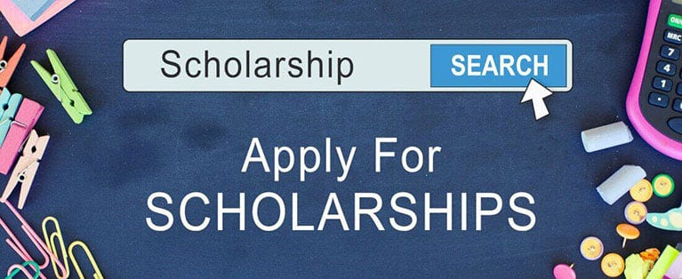 An appropriate way to find scholarships is