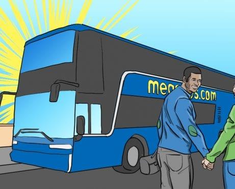 Reseña del Megabus: ¿Una alternativa para viajes asequibles?
