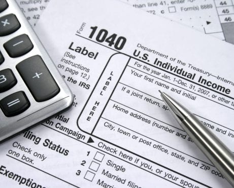 Easy Money: How to File Taxes in 2018