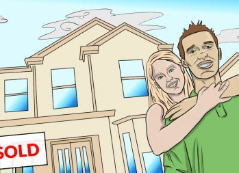 How to Boost Your Credit Score Before Applying for a Mortgage - art by Jonan Everett