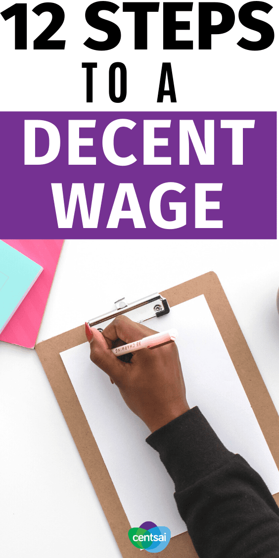 Do you feel that your job underpays you? Do your finances suffer because of it? Underearners Anonymous can help you get on track to a decent wage. Learn how and start working toward your goals today. #CentSai #moneymatters #income #makemoney #incometips