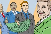 Are Bank Bonus Offers Worth Your While? | Art by Jonan Everett