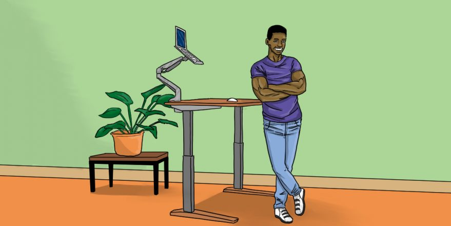 Are Standing Desks Good for You?