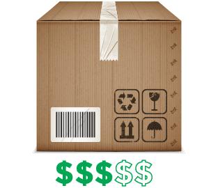 The dreaded shipping costs