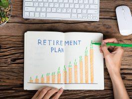 retirement planning timeline, key ages