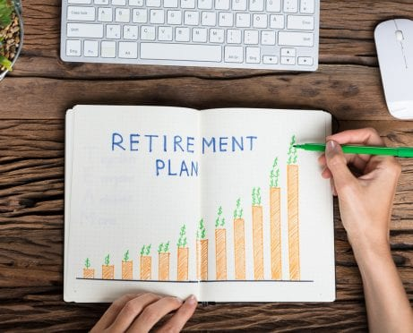 Key Ages in Retirement Planning