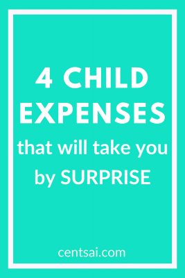 4 Child Expenses That Will Take You By Surprise. Are you ready for all the child expenses you'll need to pay for as a parent? Make sure that you're prepared for even the least expected costs. Here are a few child expenses that you should be ready too! #childexpenses #familymoney #family