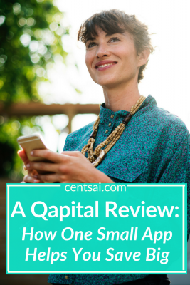 A Qapital Review: How One Small App Helps You Save Big. Do you struggle with saving? There are tons of money-saving apps that can give you some saving money tips.. Check out our Qapital review to see if this one's right for you. #savingapps #Qapitalreview #savingmoney #savingmoneyplan #savingmoneytips #savingmoneyideas