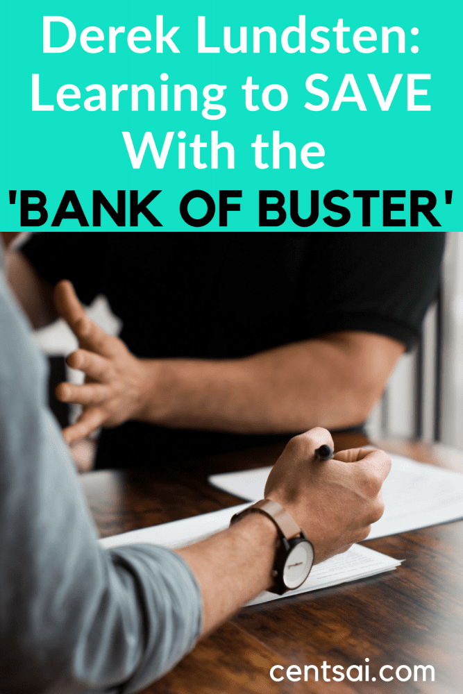 Derek Lundsten: Learning to Save With the 'Bank of Buster'. Derek Lundsten, CEO of the mobile learning enterprise Scrimmage, talks childhood money lessons and shares tips for teaching kids about money. #moneylessonsforkids #moneylessons #personalfinance