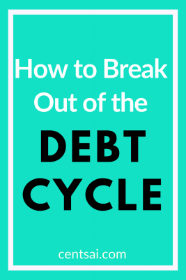 How to Break Out of the Debt Cycle. Do you ever feel like you're stuck in a hamster wheel when it comes to debt? Check out these tips on how to break out of the debt cycle once and for all. #debt #debtmanagement #debtcycle