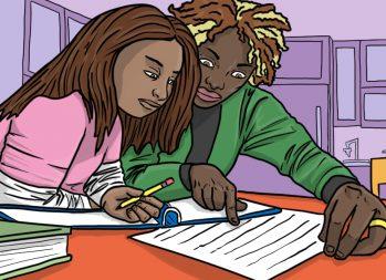 How to Homeschool on a Budget: 6 Top Resources | Art by Jonan Everett