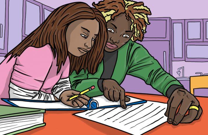 How to Homeschool on a Budget: 6 Top Resources   Art by Jonan Everett