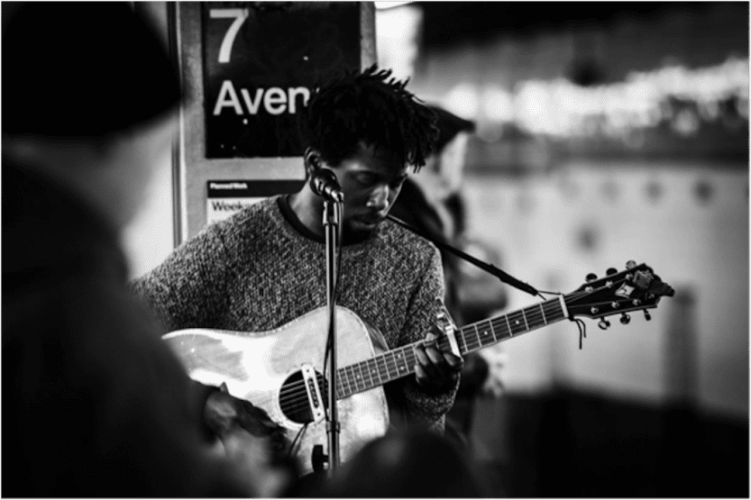 The Real Lives of NYC Subway Performers | CentSai