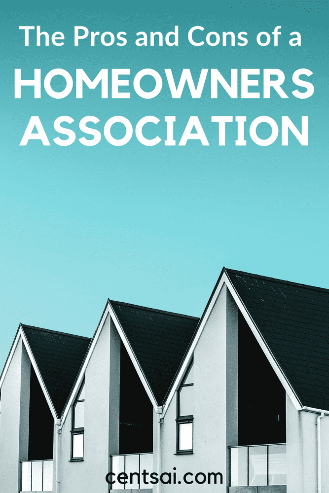 The Pros and Cons of a Homeowners Association. Who wants to deal with a nitpicky homeowners association, right? Well . . . you'd be surprised by the benefits. Learn the pros and cons of HOA membership. #realestateblogs #homeownersassociation #homeownersideas #realestate #realestateinvesting