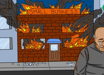 What is business insurance? | Art by Jonan Everett