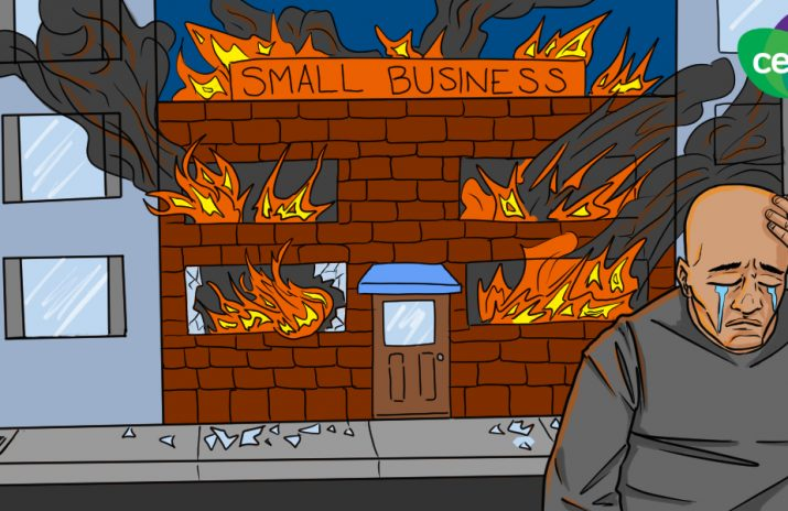 What is business insurance? | Art by Jonan Everett