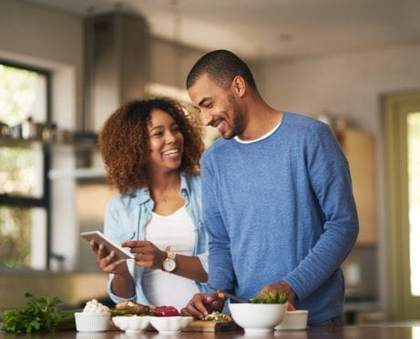 Cooking at Home: How to Make Cheap, Healthy Meals