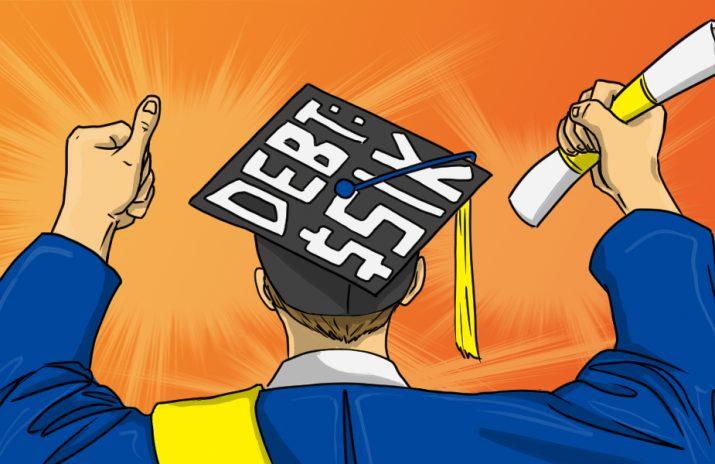 The Lowdown on Federal Student Loan Entrance Counseling | art by Jonan Everett