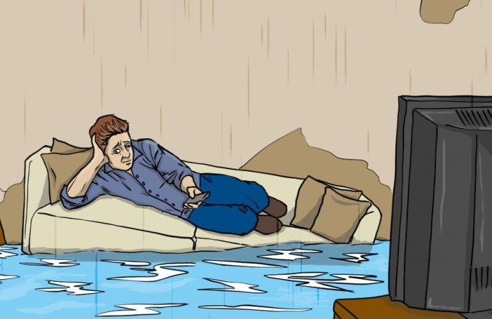 How to Make a Disaster Plan on a Budget - art by Jonan Everett