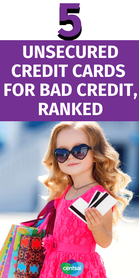 So you're broke, and in desperate need to rebuild your damaged credit. We've got the best credit cards for bad credit right here. #CentSai #CreditCardsBlogs #FinancialHardshipBlogs #creditcard #InsufficientFunds