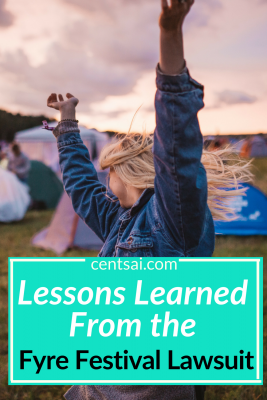 Lessons Learned From the Fyre Festival Lawsuit. So you've heard of the Fyre Festival lawsuit. You'd never fall for that fraud . . . right? Not so fast. Check out these important lessons from the scam. #financialhardship #financialmistakes