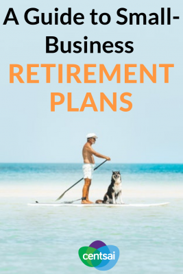 A Guide to Small-Business Retirement Plans. Feeling overwhelmed by all the different types of small-business retirement plans ideas? Never fear. Get the lowdown with this handy guide. #RetirementPlansIdeas #retirementplansbudget