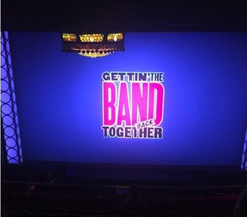 "How to get cheap broadway tickets: ""Gettin' the Band Back Together"""